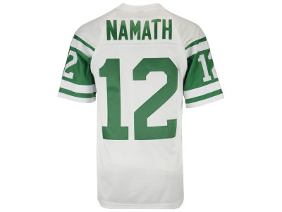 New York Jets Joe Namath Mitchell & Ness NFL Replica Throwback Jersey