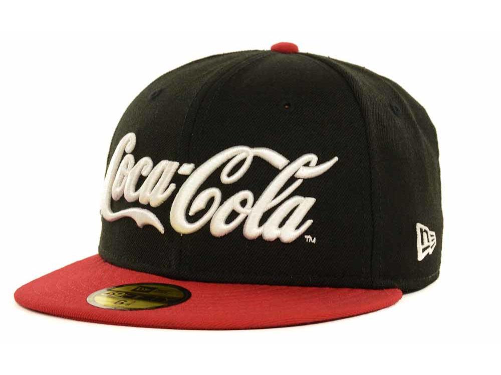 New Era Coca Cola Classic 59FIFTY Cap  90f456bd49d