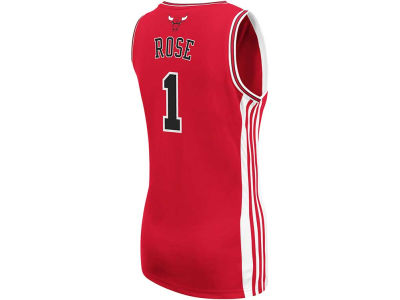 Chicago Bulls Derrick Rose adidas NBA Womens Replica Jersey