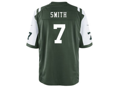 New York Jets Geno Smith Nike NFL Men's Game Jersey