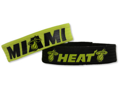 Miami Heat 2-pack Skootz Bandz