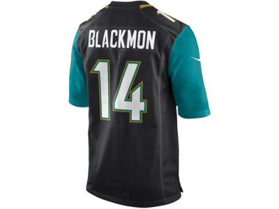 Jacksonville Jaguars Justin Blackmon Nike NFL Youth Game Jersey