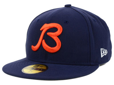 Chicago Bears New Era NFL 2012 On Field 59FIFTY Cap