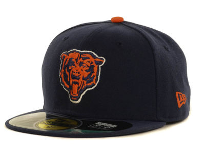 Chicago Bears New Era NFL 2012 Kids Classics 59FIFTY Cap