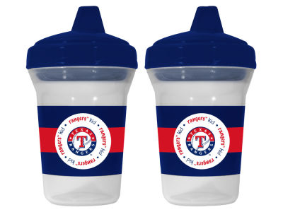 Texas Rangers 2-pack Sippy Cup Set