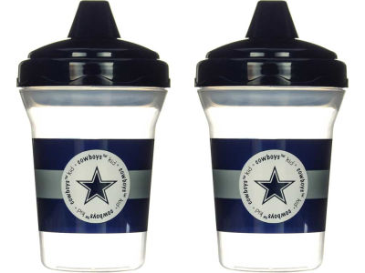 Dallas Cowboys 2-pack Sippy Cup Set