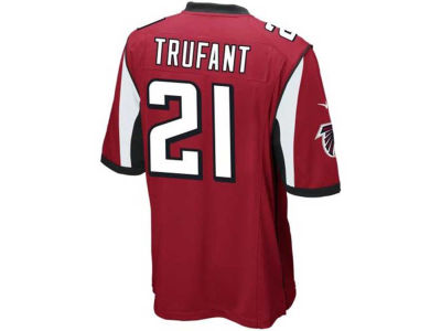 Atlanta Falcons Desmond Trufant Nike NFL Men's Game Jersey