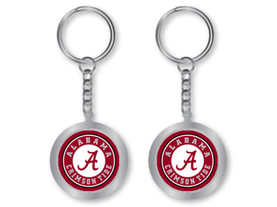 Alabama Crimson Tide Spinning Keychain