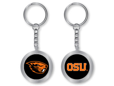 Oregon State Beavers Spinning Keychain
