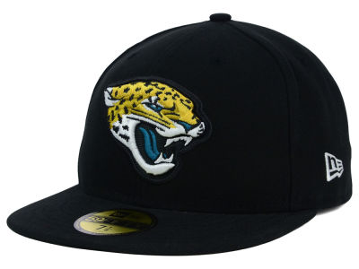 Jacksonville Jaguars New Era NFL 2012 On Field 59FIFTY Cap