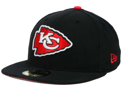 Kansas City Chiefs New Era NFL 2012 On Field 59FIFTY Cap