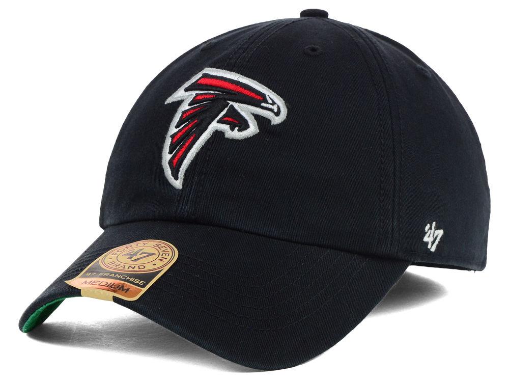 Favorite Atlanta Falcons '47 NFL '47 FRANCHISE Cap   lids.com KI68