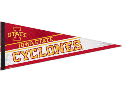 Iowa State Cyclones 12x30in Pennant