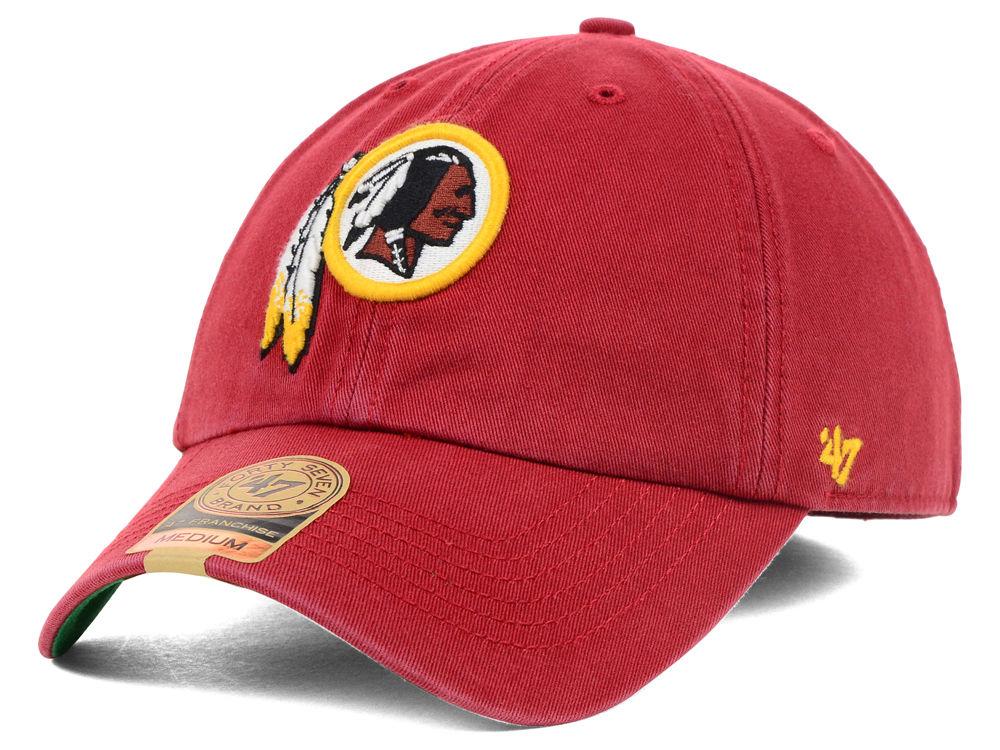 Washington Redskins  47 NFL  47 FRANCHISE Cap  ae940a926d22