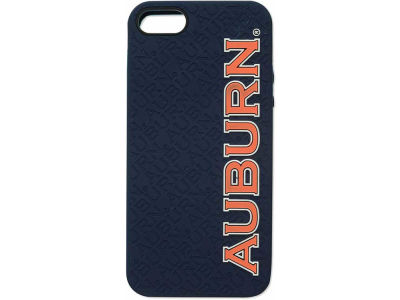 Auburn Tigers iPhone SE Case Silicone Logo