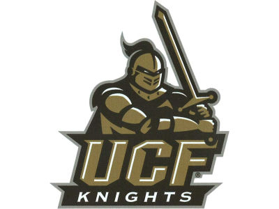 University of Central Florida Knights 4x4 Magnet
