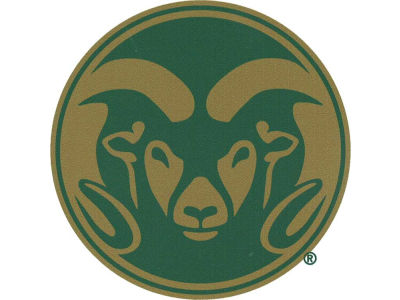 Colorado State Rams 4x4 Magnet