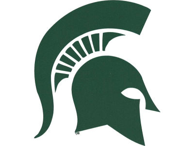 Michigan State Spartans 4x4 Magnet