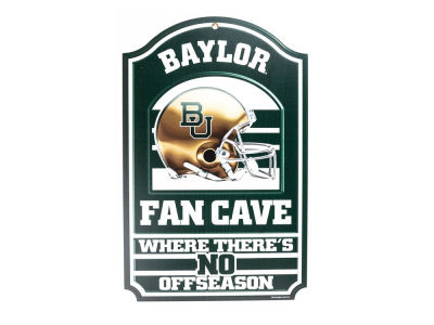 Baylor Bears 11x17 Wood Sign