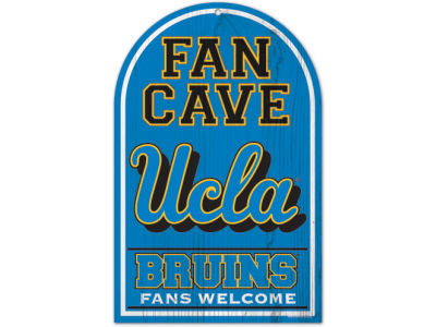 UCLA Bruins 11x17 Wood Sign