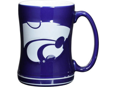 Kansas State Wildcats 14 oz Relief Mug