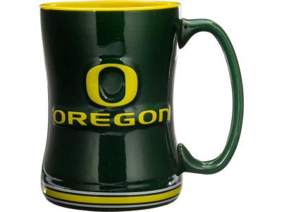 Oregon Ducks 14 oz Relief Mug