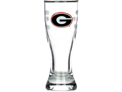 Georgia Bulldogs Satin Etch Mini Pilsner