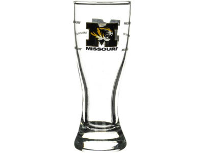 Missouri Tigers Satin Etch Mini Pilsner