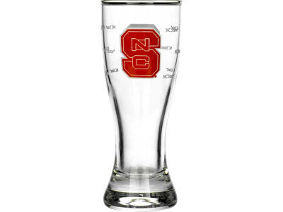 North Carolina State Wolfpack Satin Etch Mini Pilsner