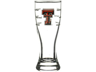 Texas Tech Red Raiders Satin Etch Mini Pilsner