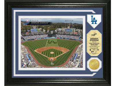 Los Angeles Dodgers Photo Mint Coin-Bronze