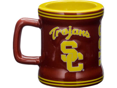 USC Trojans 2oz Mini Mug Shot