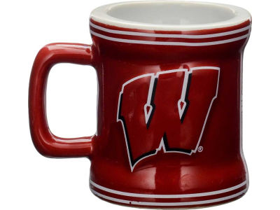 Wisconsin Badgers 2oz Mini Mug Shot