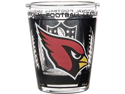 Arizona Cardinals 3D Wrap Color Collector Glass
