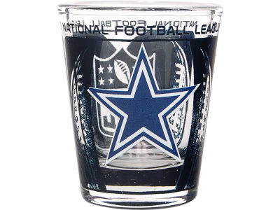 Dallas Cowboys 3D Wrap Color Collector Glass