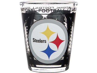 Pittsburgh Steelers 3D Wrap Color Collector Glass