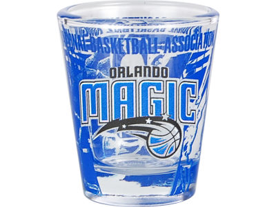 Orlando Magic 3D Wrap Color Collector Glass