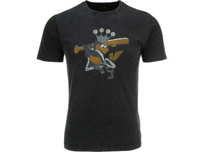 Baltimore Orioles MLB Men's Brass Tacks Coop Logo T-Shirt