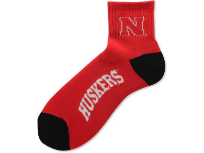 Nebraska Cornhuskers For Bare Feet Ankle TC 501 Socks