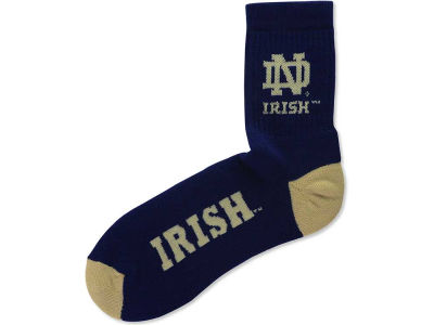 Notre Dame Fighting Irish Ankle TC 501 Socks