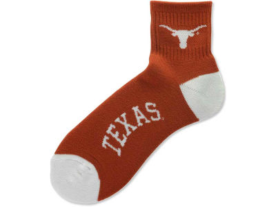 Texas Longhorns For Bare Feet Ankle TC 501 Socks