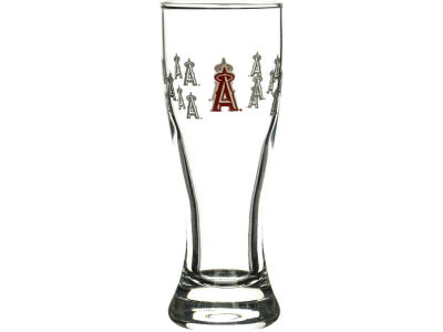 Los Angeles Angels Satin Etch Mini Pilsner