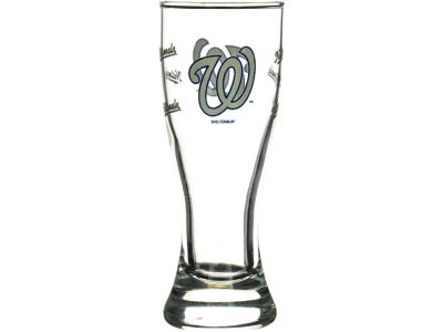 Washington Nationals Satin Etch Mini Pilsner