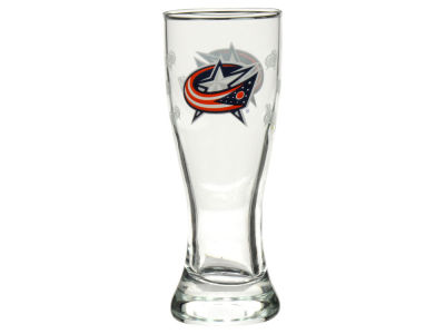 Columbus Blue Jackets Satin Etch Mini Pilsner