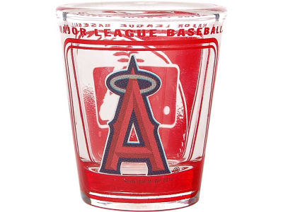 Los Angeles Angels 3D Wrap Color Collector Glass