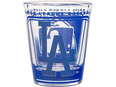Los Angeles Dodgers 3D Wrap Color Collector Glass