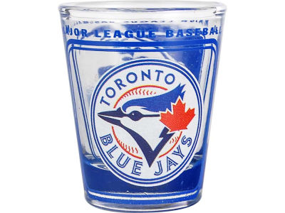 Toronto Blue Jays 3D Wrap Color Collector Glass