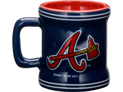 Atlanta Braves 2oz Mini Mug Shot
