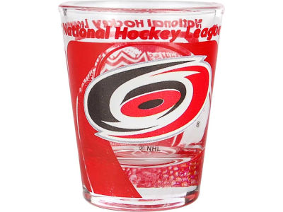 Carolina Hurricanes 3D Wrap Color Collector Glass