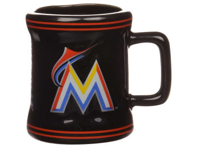 Miami Marlins Sublimated Mini Mug-2oz.